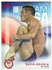 2016 Topps US Olympic Team USA Hopefuls #51 David Boudia  Diving