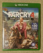 Far Cry 4 Complete Edition Full Game + Season Pass - Xbox One