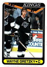 1990-91 Topps Tiffany #120 Wayne Gretzky