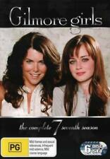 Gilmore Girls : Season 7 (DVD, 2008, 6-Disc Set) New, ExRetail Stock (D149)
