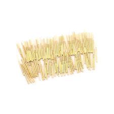 100pcs R75 3w Spring Test Probe Pogo Pin Receptacle Fit P75 Se Sh