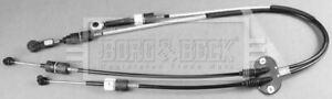 BORG BKG1105 CABLE MANUAL TRANSMISSION