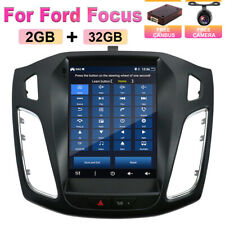9.7' Car Play Autoradio For Ford Focus 2012-2017 Android 10.0 GPS Navigatore DAB