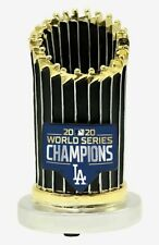 MLB Los Angeles Dodgers 2020 World Series Champions Trophy Paperweight in Stock