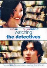 BRAND NEW DVD // Watching The Detectives //  Cillian Murphy, Lucy Liu // COMEDY