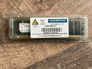 Hypertec 512MB PC3200 (Legacy) memory module 0.5 GB DDR 400 MHz ECC - 06P4050-HY