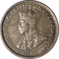 Australia Sixpence 1916, KM #25, VF