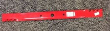 "SNAPPER 33"" HEAVY DUTY GATOR MULCHER BLADE by OREGON 1-9523 1-6982 STRAIGHT"