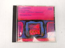 Beethoven Piano Sonatas Sylvia Capova CD Moonlight Pathetique Appassionata