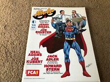 #56 ALTER EGO comic book magazine SUPERMAN - JERRY SIEGEL JOE SHUSTER - SUPERMAN