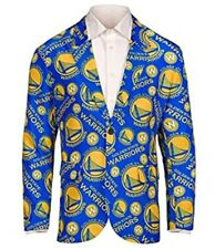 Golden State Warriors Nba Blazer Suit Jacket 48 Xl New Basketball Collectible