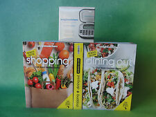 Weight Watchers 2017 SMART Points Shopping and Dining Guide Book + Calculator