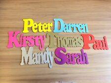 Disney 4  Personalised Child's Kids door plaque sign bedroom, Name,wall,art