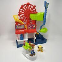 Fisher-Price Imaginext Disney Pixar Toy Story 4 Carnival Playset