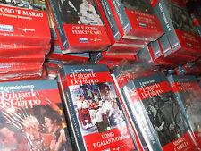 Eduardo de Filippo DITEGLI SEMPRE DI SI (1963) VHS Fabbri Video + Libro - new