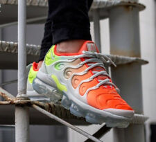 c2236d0b80 Womens Nike Vapormax Plus UK 6 EUR 40 Barely Grey/total Crimson Ao4550-003