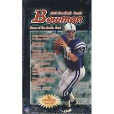 13 X 1998 Bowman Hobby NFL Football Packs-manning Rookie ?