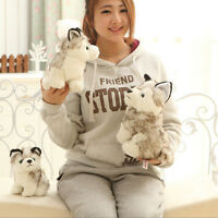 Magic Plush Stuffed Animal Husky Dog Toy Birthday Gift 18cm for Kids KEW