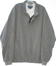 FootJoy long sleeve 3 pocket 1/2 zip golf windshirt w/ lining men's size medium