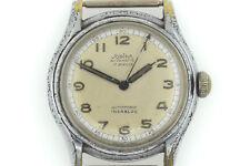 JOBINA Auto Bumper Automatic Vintage Swiss Made Watch A. Schild AS Working (1876