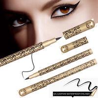 New Permanent Long Lasting Liquid Eyeliner Pen Eye Liner Make up Pro~~