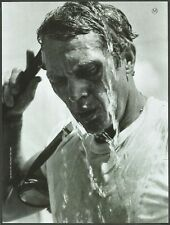 Steve McQueen -  Magazine Photo Clipping