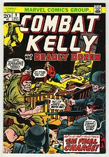 COMBAT KELLY AND THE DEADLY DOZEN #9 OCT 1973 VF/NM 9.0 MARVEL COMICS