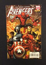 AVENGERS INVADERS #1 Comic Book Limited DAVID FINCH VARIANT Iron Man Spider-Man
