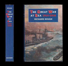 GREAT WAR AT SEA 1914-1918 Royal Navy GOEBEN Coronel DARDANELLES U-Boats JUTLAND