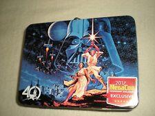 Star Wars 2017 Orlando Megacon Lunch Box NWS