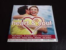 Heart & Soul Volume 1 CD