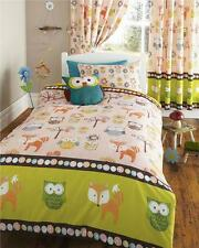 Cotton Blend Animals Pictorial Home Bedding for Children