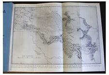 1926 Younghusband  SHAKSGAM VALLEY  Explorations  WITH LARGE MAP  Karakoram - 9