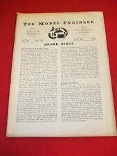 MODEL ENGINEER - April 28 1938 Vol 78 # 1929