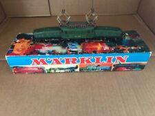 """MARKLIN 3056 - LOCOMOTIVA ELETTRICA 13302 - """"Coccodrillo"""" - SBB - H0"""