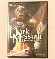 Dark Messiah of Might and Magic Collector Edition PC Game (2006) RPG Action