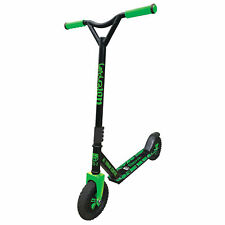 Adrenalin All Terrain 2 off Road Kids Adult Push Scooter Lime
