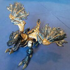 Mega Blocks Dragon Gold & Black