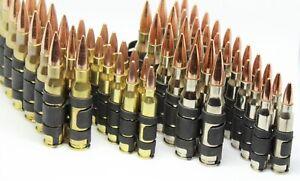 BULLET BELT: METAL PUNK MACHINE GUN STYLE (LOT)