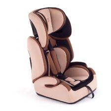 Kindersitz 9-36 Kg Autokindersitz Autositz Gruppe 1 2 3 braun beige Baby Vivo