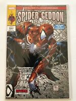 Spider-Geddon 1 KRS Comics Cover A Variant🔥Signed by Philip Tan🔥 w/ COA