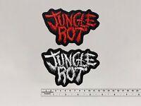 """Stone Sour logo badge patch 12cm x 7cm 4,72/"""" x 2,76/"""""""
