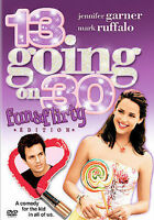 BRAND NEW JENNIFER GARNER 13 GOING ON 30 FUN FLIRTY EDTION COMEDY MOVIE DVD 2004