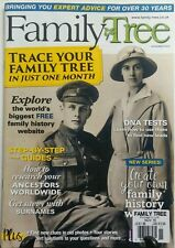 Family Tree Nov 2016 Trace Your Family Tree In Just One Month FREE SHIPPING sb