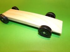 Pinewood Derby Car all most ready to race