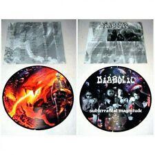 DIABOLIC - Subterraneal Magnitude - Picture LP - DEATH METAL