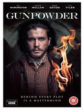 Gunpowder - Set Harrington BBC Drama dvd-uk Region 2 Lager