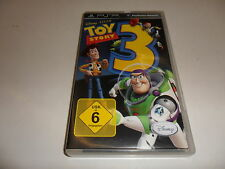 PlayStation Portable PSP Toy Story 3: el videojuego
