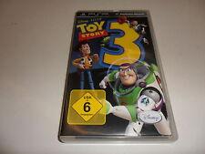 Playstation portable psp toy story 3: le jeu vidéo