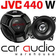 "JVC CS-V428 4"" 10cm 440 Watts Total Pair 2 Way Car Van Door Coaxial Speakers"